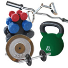 All Free Weights