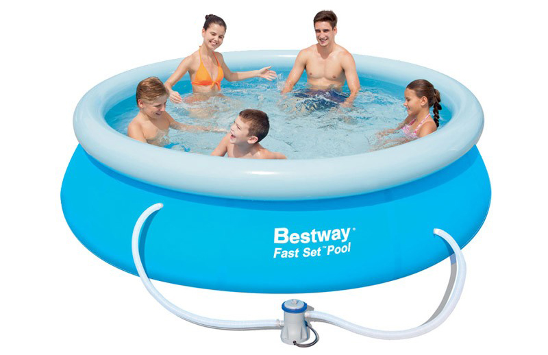 Image of BestWay 10ft x 30inch Fast Set Pool Set