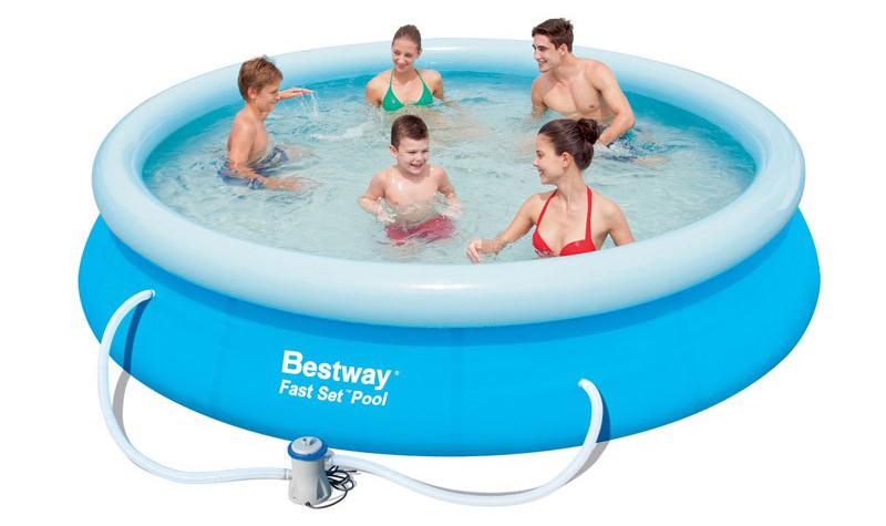 Image of BestWay 12ft x 30inch Fast Set Pool Set