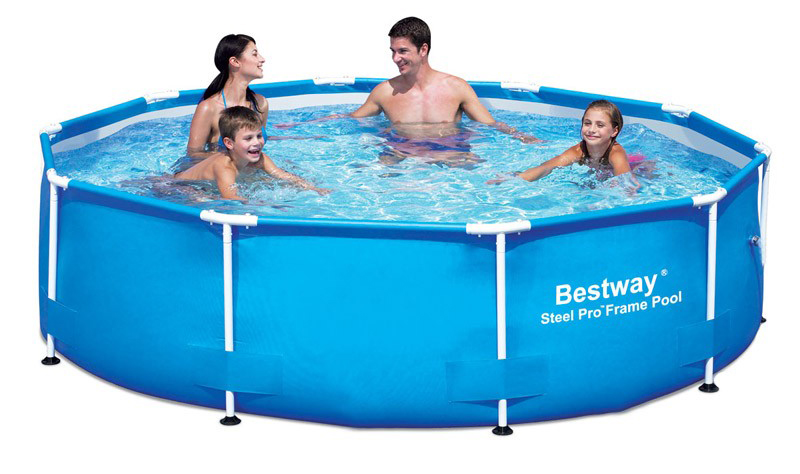 Image of BestWay 12ft x 30inch Steel Pro Pool