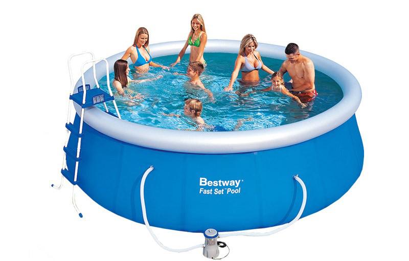 Image of BestWay 15ft x 36inch Fast Set Pool Set