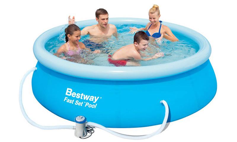 Image of BestWay 8ft x 26inch Fast Set Pool Set