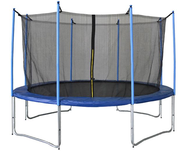 Image of Big Air Extreme Bounce 12ft Trampoline Set