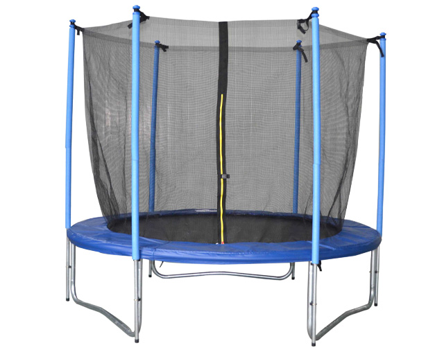 Image of Big Air Extreme Bounce 10ft Trampoline Set