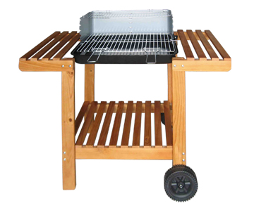 Image of Embermann Attis Charcoal Barbecue