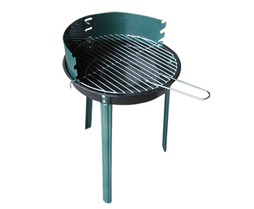Image of Goodesmith Picnic Charcoal Barbecue