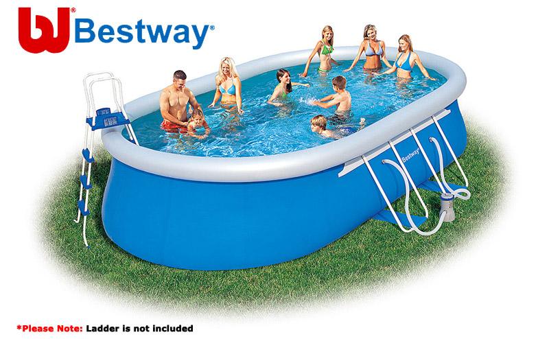 BestWay 20ft x 12ft x 48inch Fast Set Pool Set