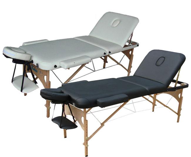 Tahiti Pearl Portable Massage Table