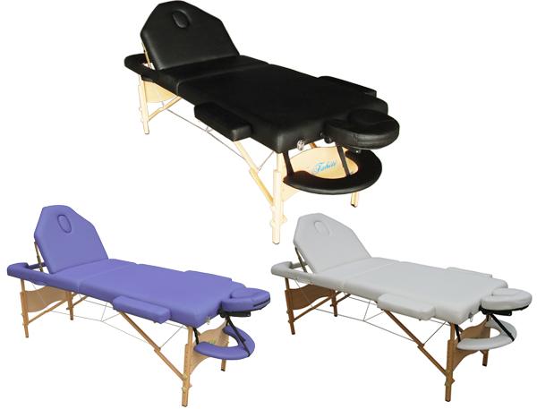 Tahiti Quartz Portable Massage Table