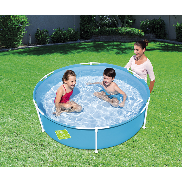 Image of BestWay Splash And Play 5ft Framed Pool