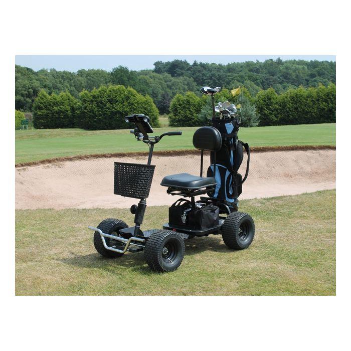 Hillman Pro Hawk Golf Buggy
