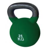 LifeGear 25kg Cast Iron Kettlebell