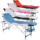 Tahiti Azuree 3 Section Portable Massage Table