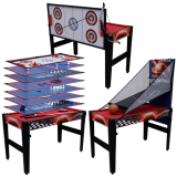 Walker & Simpson Archery 14 in 1 Games Table
