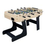 Air League Kick Off 4ft Foldable Table Football Game