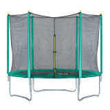 Velocity 8ft Trampoline and Safety Enclosure