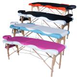 Tahiti Celina 2 Section Portable Massage Table