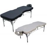 Tahiti Witianga 2 Section Superlight Massage Table