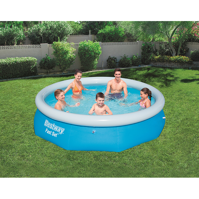 BestWay 10ft x 30inch Fast Set™ Above Ground Swimming Pool