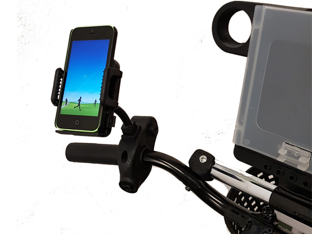 Hillman Handlebar Buggy GPS & Mobile Phone Holder
