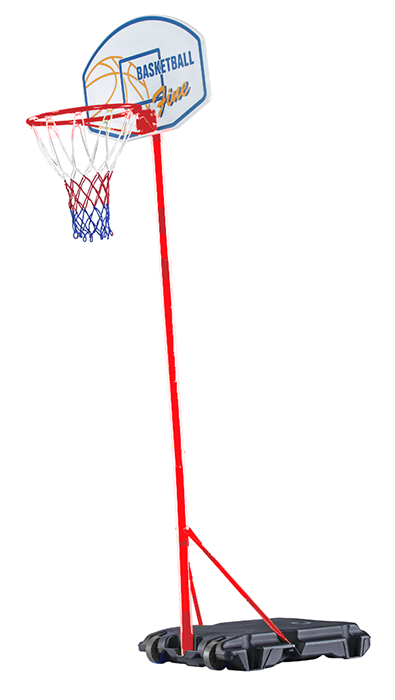 Air League HB09 Youth Portable Adjustable Basketball Stand