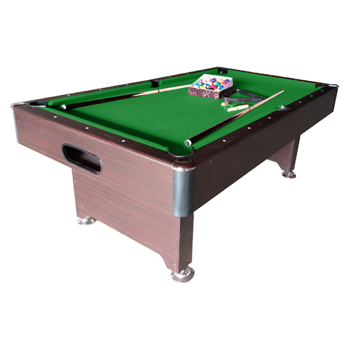Walker & Simpson Captain 8ft Slate Bed Pool Table