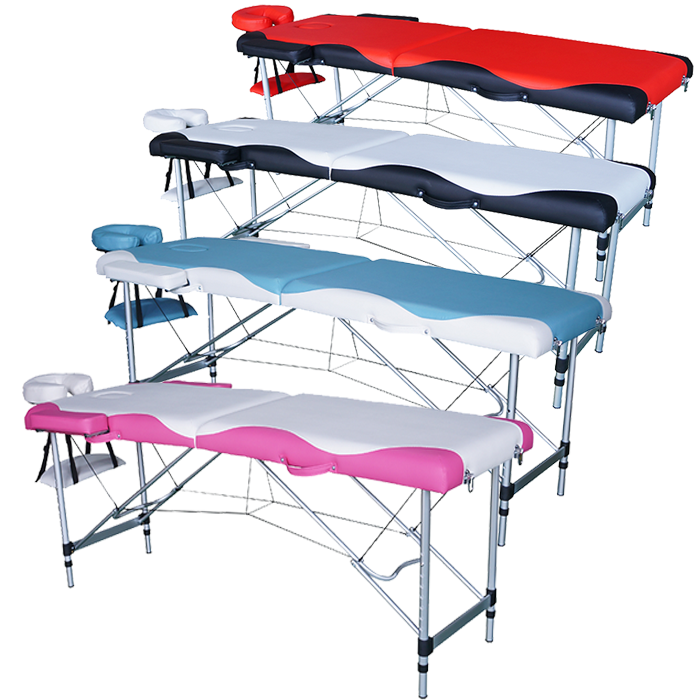 Tahiti Repose 2 Section Portable Massage Table