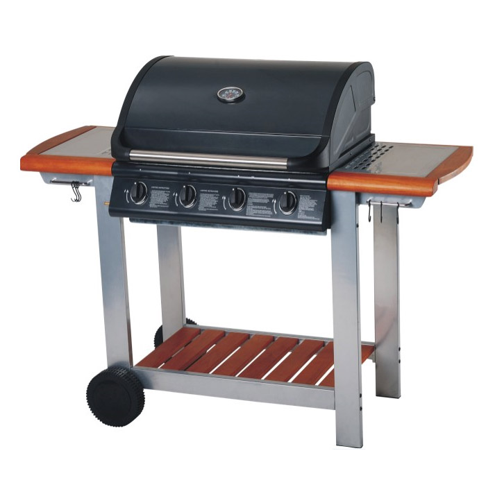 Image of Embermann Modena 4 Burner Gas Barbecue