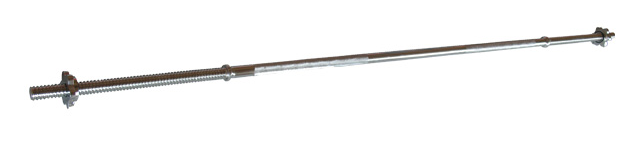 Image of 72 Inch Vitesse Standard Weight Lifting Bar