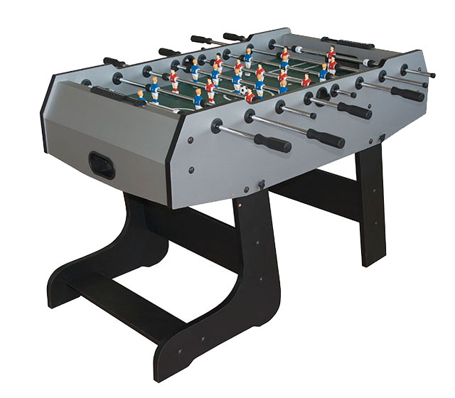 Walker & Simpson World Championship 5ft Foldable Table Football Game