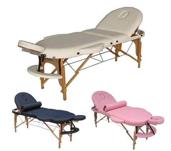 Tahiti Topaz Portable Massage Table