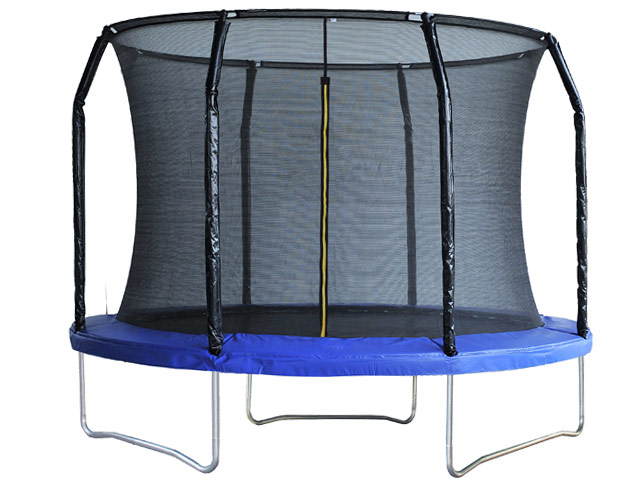 Image of Air League 8ft Trampoline with Safety Enclosure
